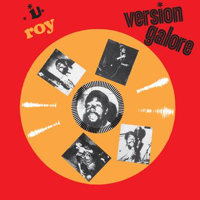 U-Roy VERSION GALORE Vinyl Record