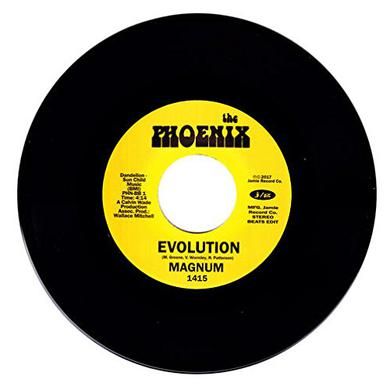Magnum EVOLUTION (BEATS EDIT) - IT'S THE MUSIC THAT MAKES Vinyl Record
