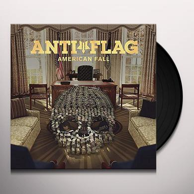 Anti-Flag AMERICAN FALL Vinyl Record