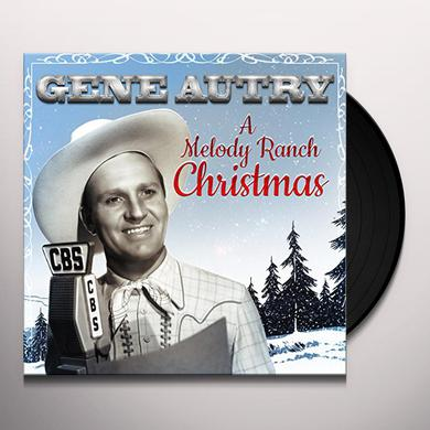 Gene Autry MELODY RANCH CHRISTMAS PARTY Vinyl Record