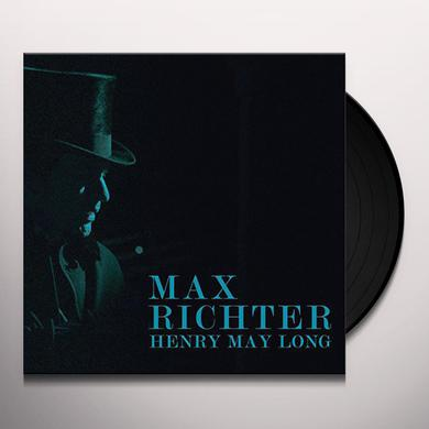 Max Richter HENRY MAY LONG Vinyl Record