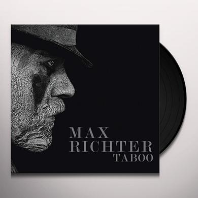 Max Richter TABOO Vinyl Record