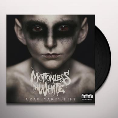 Motionless In White GRAVEYARD SHIFT Vinyl Record