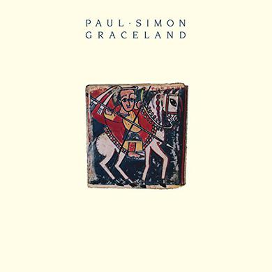 Paul Simon GRACELAND Vinyl Record