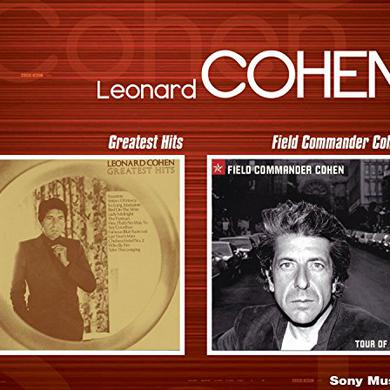 Leonard Cohen FIELD COMMANDER COHEN: TOUR OF 1979 Vinyl Record