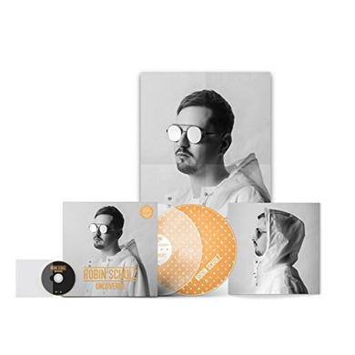 ROBIN SCHULZ UNCOVERED (CLEAR VINYL) Vinyl Record
