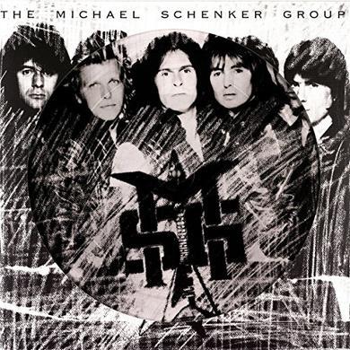 Michael Schenker MSG Vinyl Record
