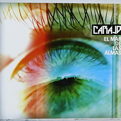 Carajo EL MAR DE LAS ALMAS Vinyl Record