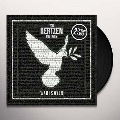 Von Hertzen Brothers WAR IS OVER Vinyl Record
