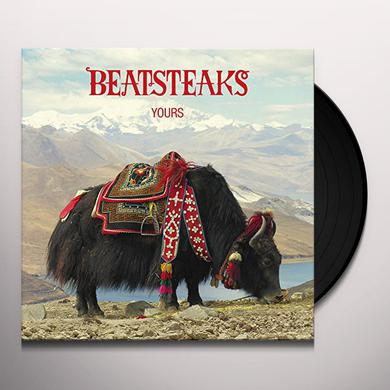 Beatsteaks YOURS Vinyl Record