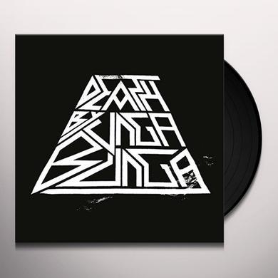 Death By Unga Bunga BYE BYE / INTO THE NIGHT Vinyl Record