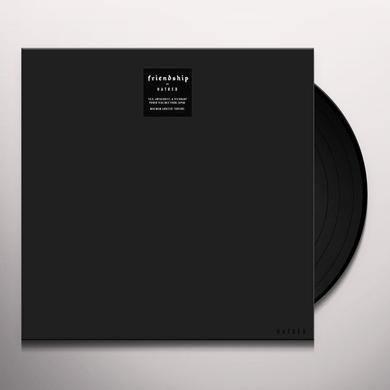Friendship HATRED Vinyl Record