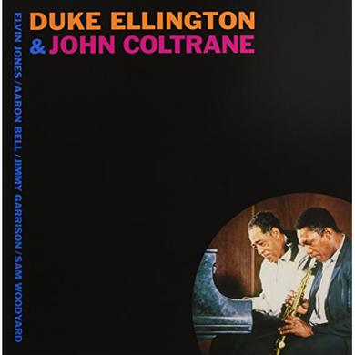 Duke Ellington / John Coltrane DUKE ELLINGTON & JOHN COLTRANE Vinyl Record