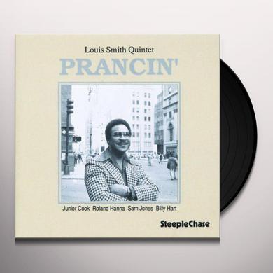 Louis Smith PRANCIN Vinyl Record