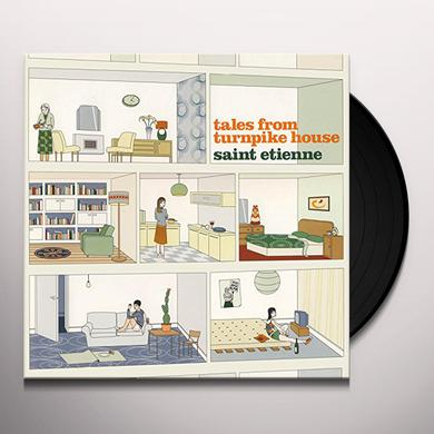Saint Etienne TALES FROM TURNPIKE HOUSE Vinyl Record