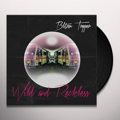 Blitzen Trapper WILD & RECKLESS Vinyl Record