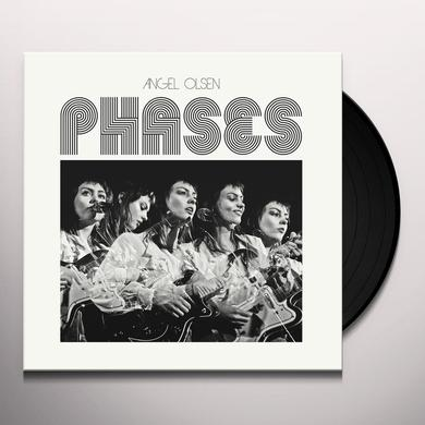 Angel Olsen PHASES Vinyl Record
