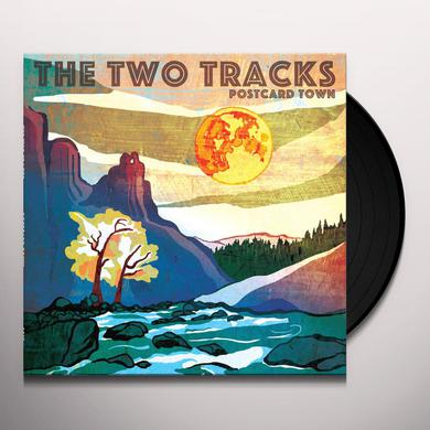Two Tracks POSTCARD TOWN Vinyl Record
