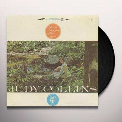 Judy Collins GOLDEN APPLES OF THE SUN Vinyl Record