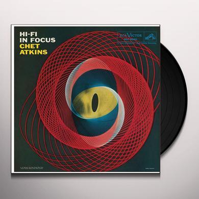 Chet Atkins HI FI FOCUS Vinyl Record