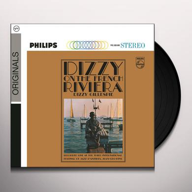 Dizzy Gillespie DIZZY ON THE FRENCH RIVIERA Vinyl Record