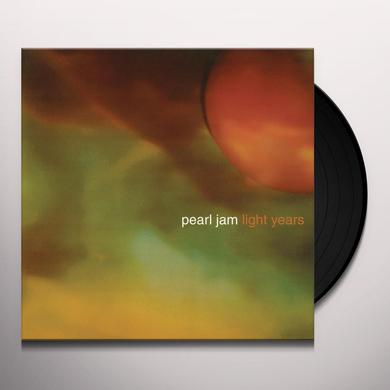Pearl Jam LIGHT YEARS / SOON FORGET Vinyl Record