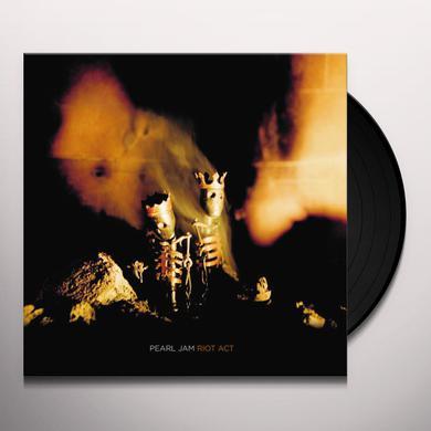 Pearl Jam RIOT ACT Vinyl Record