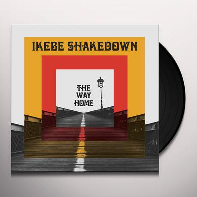 Ikebe Shakedown THE WAY HOME Vinyl Record