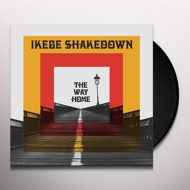 Ikebe Shakedown THE WAY HOME Vinyl Record