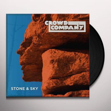 Crowd Company STONE & SKY Vinyl Record