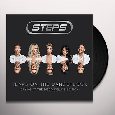 Steps TEARS ON THE DANCEFLOOR (CRYING AT THE DISCO) Vinyl Record