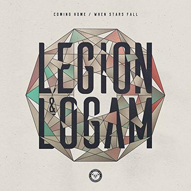 LEGION & LOGAM COMING HOME / WHEN STARS FALL Vinyl Record