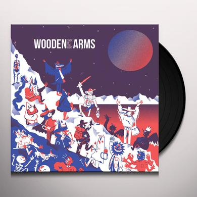 WOODEN ARMS TRICK OF THE LIGHT Vinyl Record