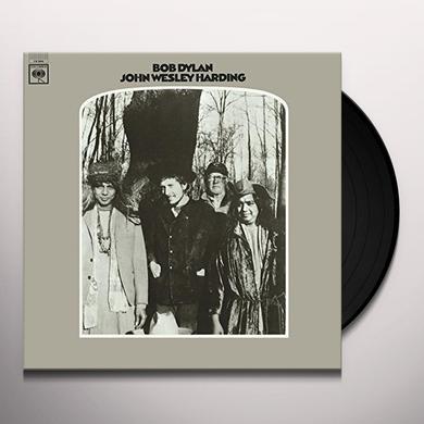 Bob Dylan JOHN WESLEY HARDING (2010 MONO VERSION) Vinyl Record