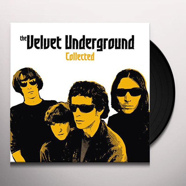 Velvet Underground Collected Vinyl Record