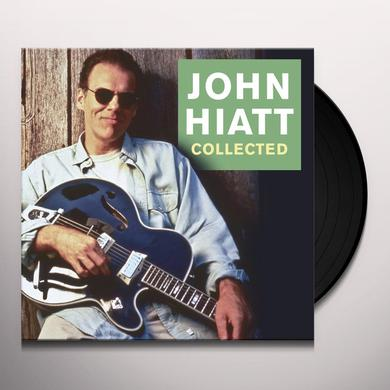 John Hiatt COLLECTED Vinyl Record