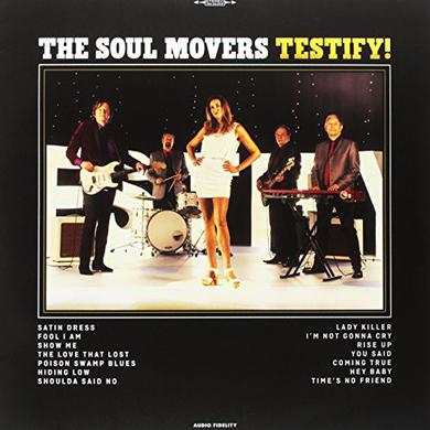 Soul Movers TESTIFY Vinyl Record