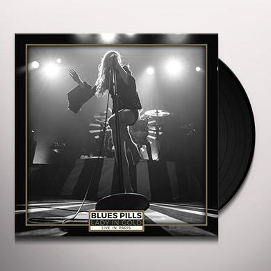 Blues Pills LADY IN GOLD: LIVE IN PARIS Vinyl Record