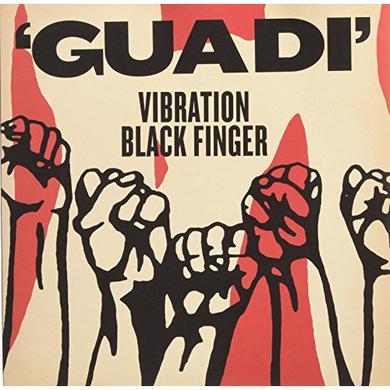 VIBRATION BLACK FINGER GUADI Vinyl Record