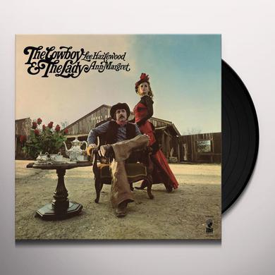 Lee Hazlewood COWBOY & THE LADY Vinyl Record