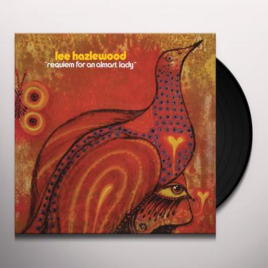 Lee Hazlewood REQUIEM FOR AN ALMOST LADY Vinyl Record