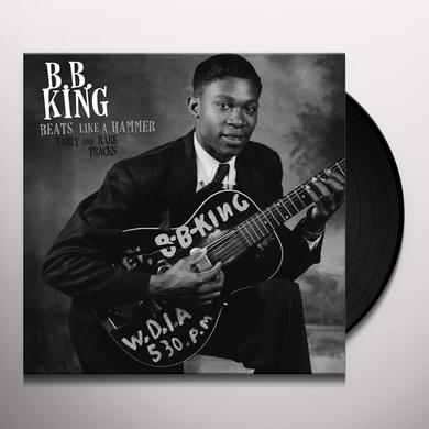 B.B. King EARLY & RARE TRACKS Vinyl Record