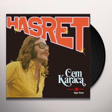 Cem Karaca HASRET Vinyl Record