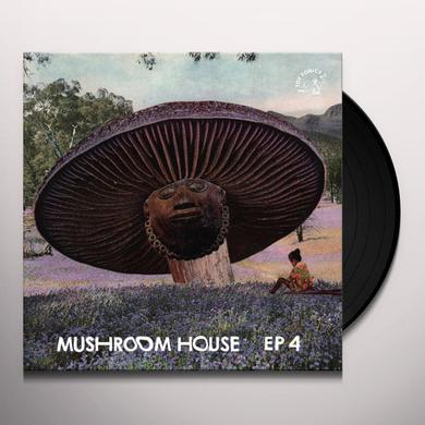 MUSHROOM HOUSE / VARIOUS Vinyl Record