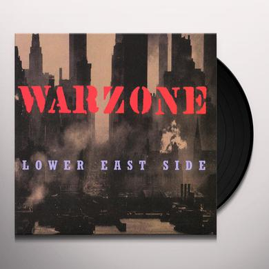 Warzone LOWER EAST SIDE Vinyl Record