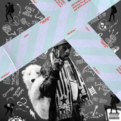 Lil Uzi Vert LUV IS RAGE 2 CD