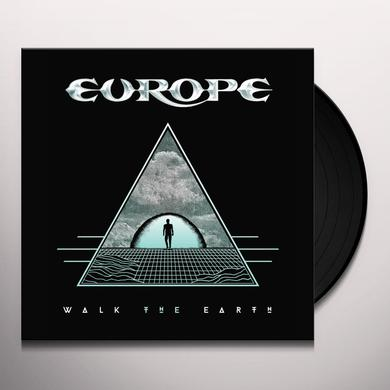 Europe WALK THE EARTH Vinyl Record