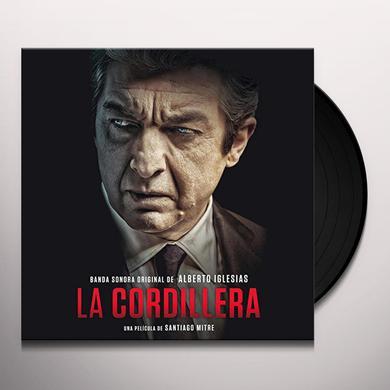 Alberto Iglesias LA CORDILLERA / O.S.T. Vinyl Record