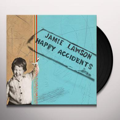 Jamie Lawson HAPPY ACCIDENTS Vinyl Record