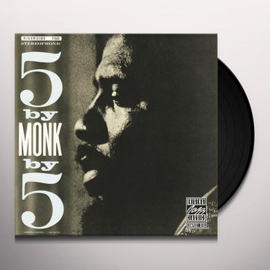 Thelonious Monk 5 BY 5 BY MONK Vinyl Record